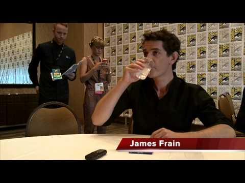 James Frain Talks INTRUDERS