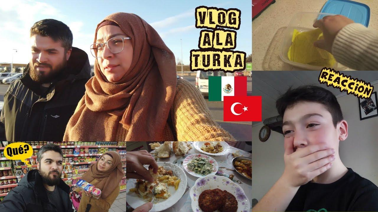 Haciendo Cambios + Noticia Que Nos Impactó + Español En El Super   Mexicana En Turquía
