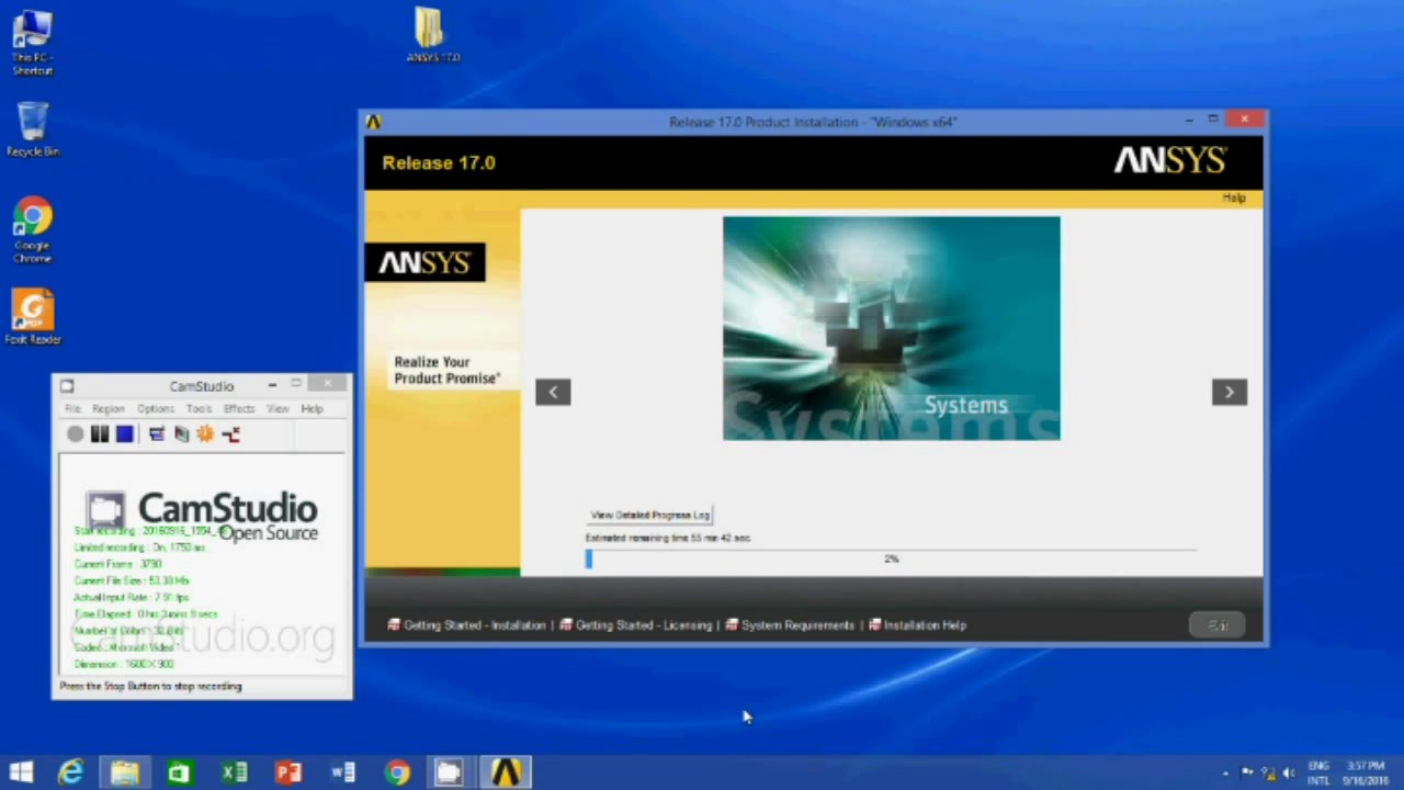 how to install Ansys 17 0 (complete Installation tutorial )2017