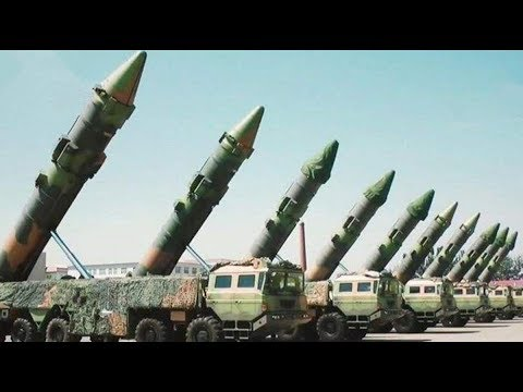 美军:中国不可以使用东风26,一旦误判将导致核战争