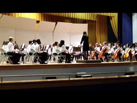 Jolliff Middle School Orchestra