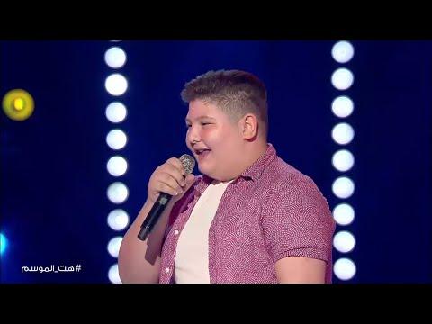 زين عبيد يغني للمطرب ناصيف زيتون في #هت_الموسم