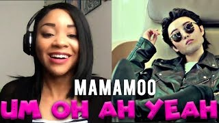 Reaction to Mamamoo 'Um Oh Ah Yeah' MV & Live Performance - THIS IS TOO FUNNY!!!