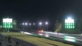 Boosted Honda Civic vs. Dodge Challenger