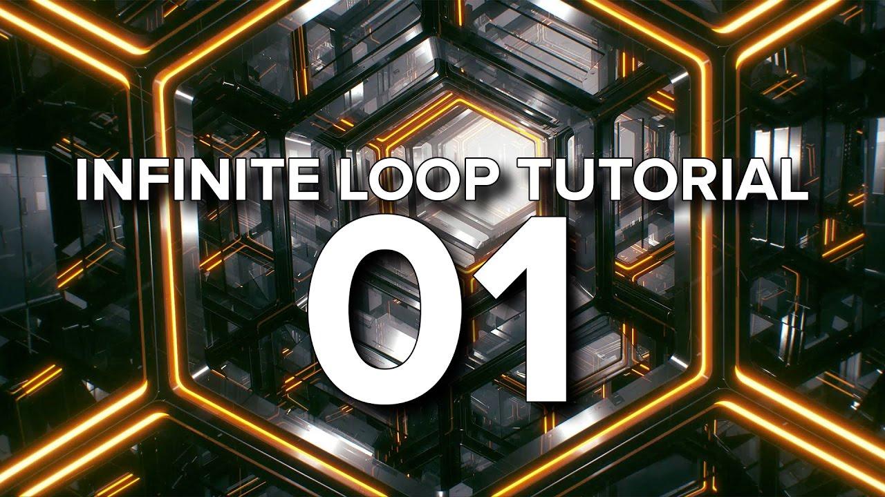 Infinite Loop Tutorial - Part 1 - Cinema 4D
