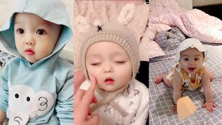 Tiktok Cute Baby Video Compilation - Funny baby moments - Let's Watch