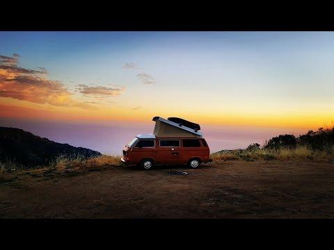 Living in a Van - Big Sur, CA. Week one ends
