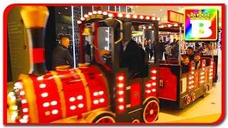 Trenutul  vesel la Coresi Mall Brasov Romania  Loc de joaca pentru copii   Bogdan`s Show