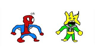 Spider-man 2 Enter Electro in a nutshell