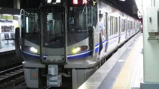 北陸本線521系3次車金沢駅発車1※発車メロディーあり