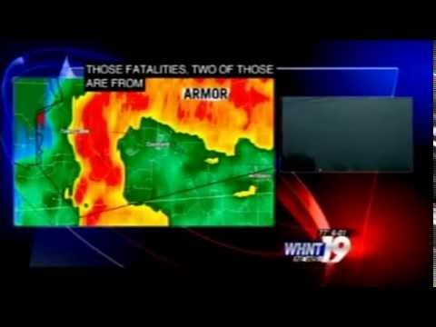 Athens/Limestone County, AL Tornado - 4/28/2014 - WHNT