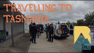 SINGAPOREANS ASSEMBLE! | Traveling to Tasmania, Australia for Mountain Biking