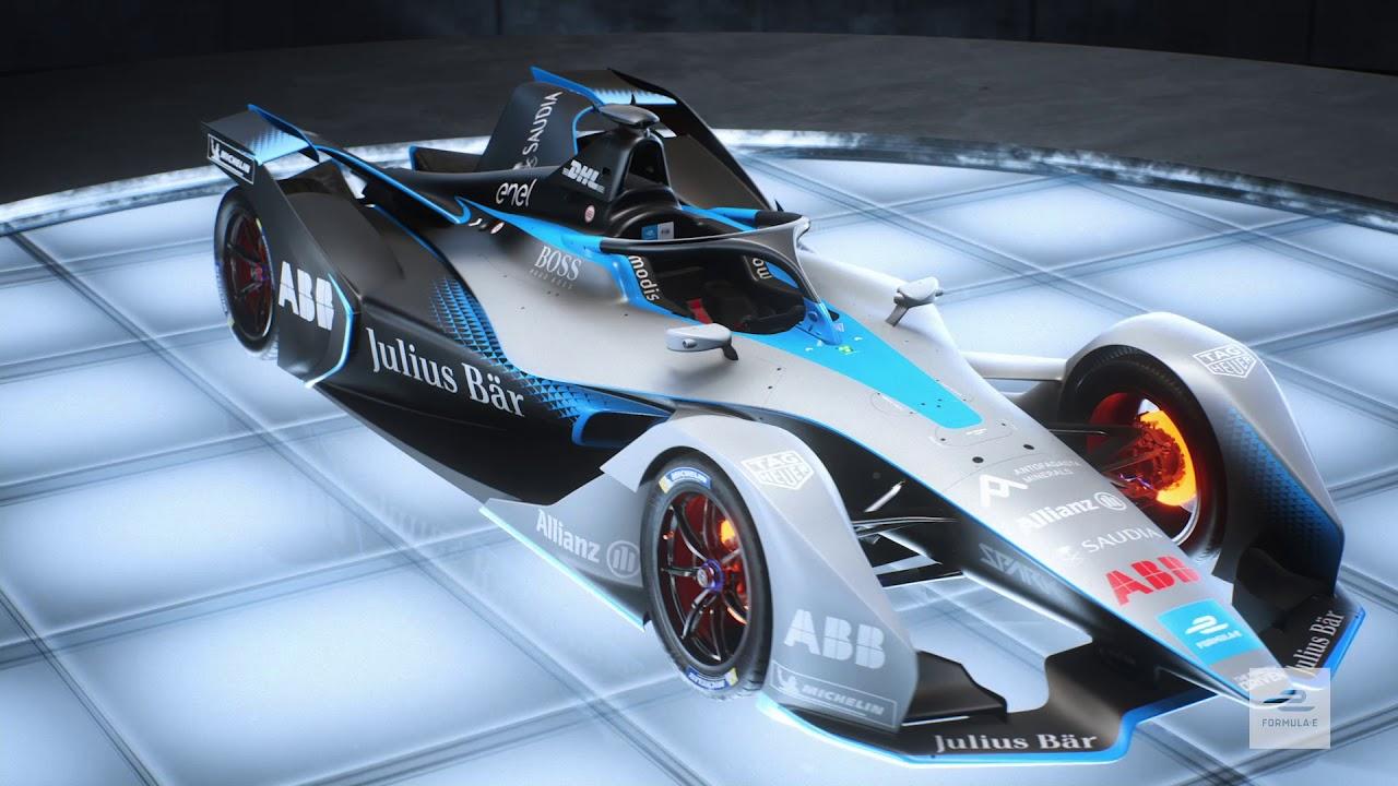 Cars & Technology | FIA Formula E
