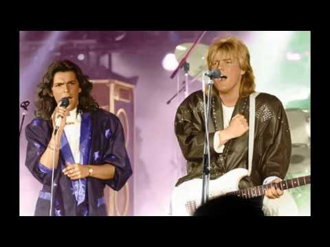 Modern Talking - Save Me, Don't Break Me (1986)