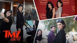 Kylie Jenner Wax Figure Fools Fans! | TMZ TV