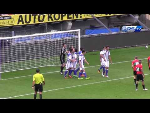 Resumen: NEC Nimega (0-2) Real Sociedad 29/07/2016