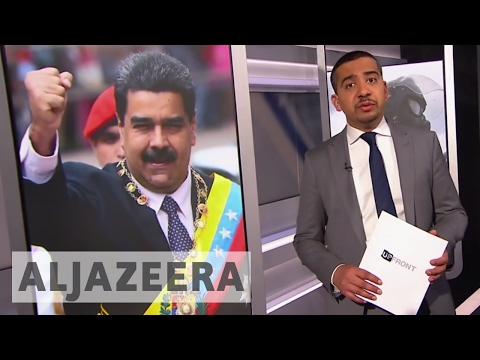 Has Venezuela reached a tipping point? -UpFront