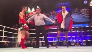 Иван Григорьев становится чемпионом мира