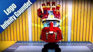 Lego Marvel | DIY How To Build Lego Infinity Nano Gauntlet