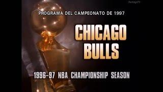 Chicago Bulls 1996-97: NBA Championship Season (Subtitulado en Español)