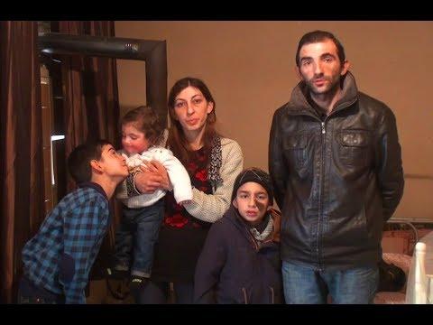 Ամանորը երևի դրսում կանցկացնենք, հիվանդ երեխաներիս հետ. ծայրահեղ անապահով ընտանիքի հայր