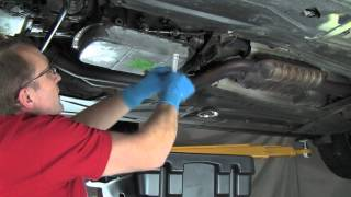 Part 1: Changing Automatic Transmission Fluid & Filter On A BMW/MINI
