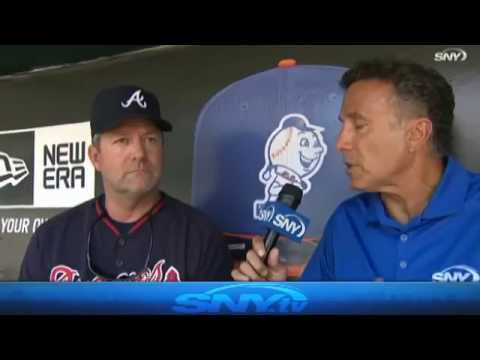 Mets Pre-Game Live: Bob Ojeda chats with Roger McDowell ...