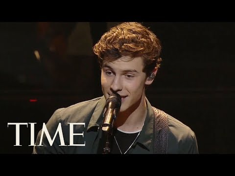 Shawn Mendes Performs 'In My Blood' & 'Lost In Japan' At The TIME 100 Gala | TIME 100 | TIME