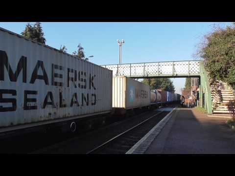 Heavy Freight on the Felixstowe branch