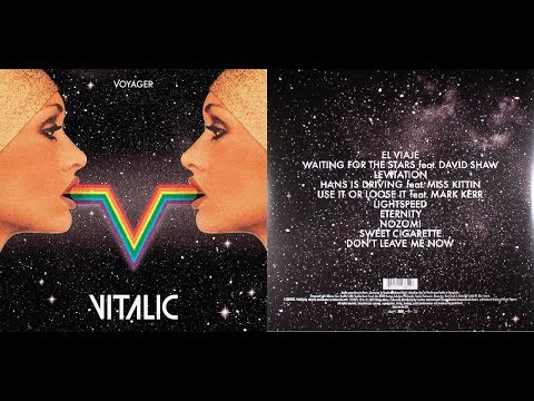 Vitalic - Voyager [Full Album]