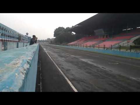 Test ride suzuki All New Satria F 150 fi