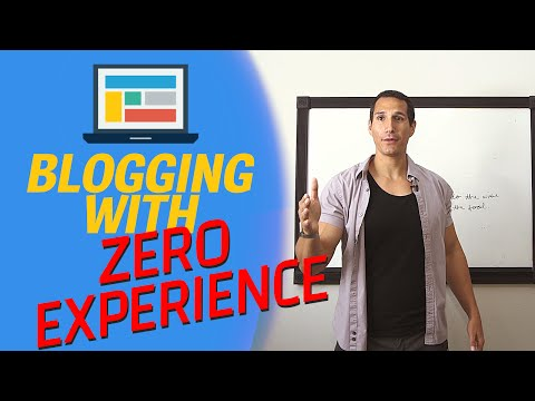 How To Start Blogging Even If You Have ZERO Experience