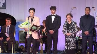 石原裕次郎新人賞を受賞した三代目J Soul Brothersの岩田剛典は、薄いピ...