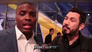 KID CHOCOLATE SAYS ADRIEN BRONER LOSES TO PACQUIAO, EXPLAINS WHY