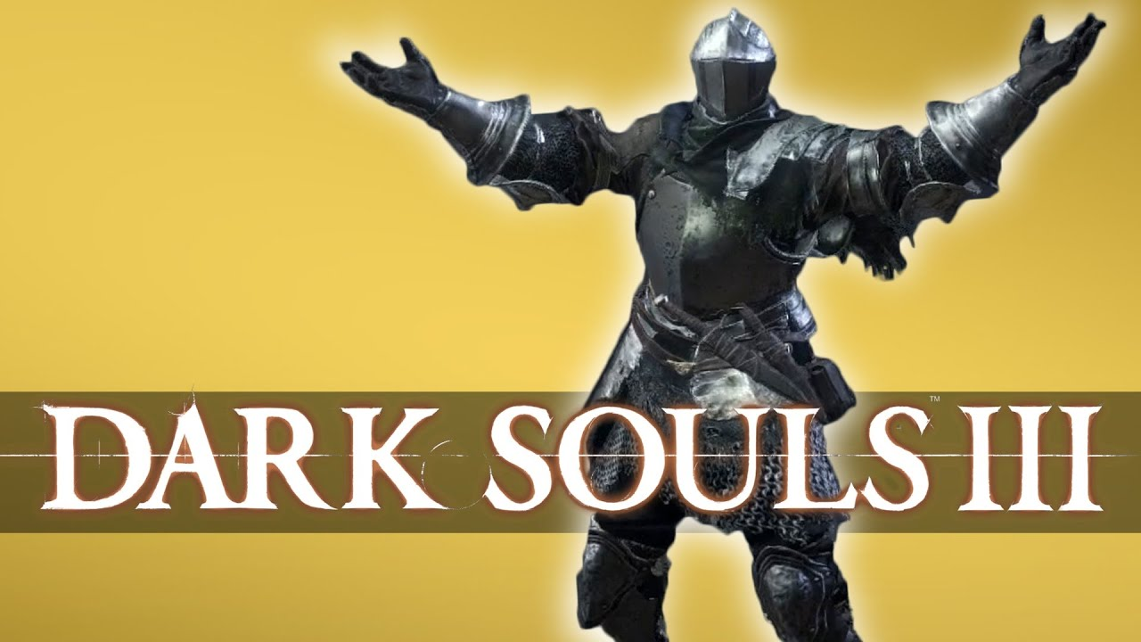 Dark Souls 3 - The Best Starting Class!