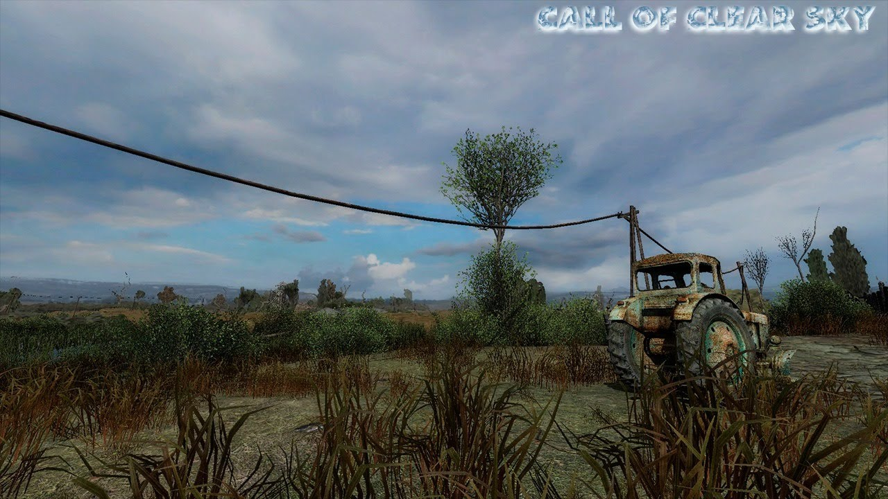 S.T.A.L.K.E.R. Call of Pripyat - Call of Clear Sky