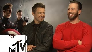 Avengers: Age of Ultron: Funniest Behind-The-Scenes Moments | MTV