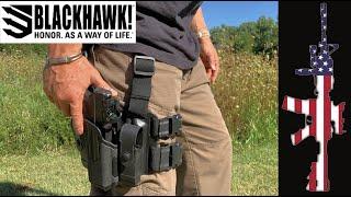 The ULTIMATE Pistol Holster/Rig – Blackhawk Tactical Platform