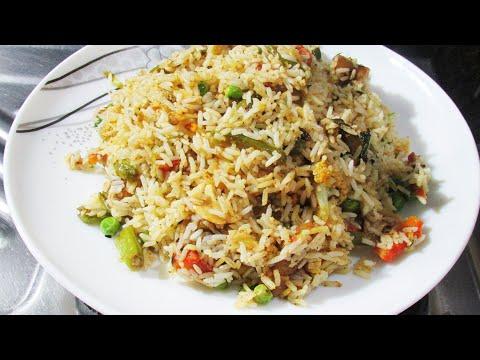 Veg Biryani.No Onion No Garlic  NO ONION NO GARLIC BIRYANI Veg Biryani Recipe In Restaurant Style