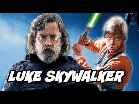 Star Wars The Last Jedi - Mark Hamill Explains Luke Skywalker and Episode 9 Changes