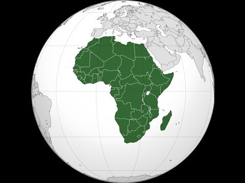 States Of Africa - All African Countries