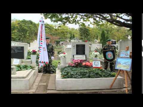 Koszorúzás Villám Mihály halálának 70. évfordulóján KMNO