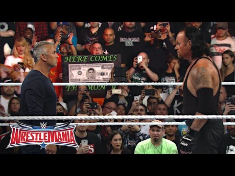 The Road to WrestleMania: The Undertaker vs. Shane McMahon in a Hell in a Cell Match