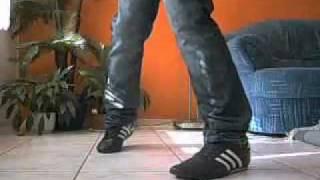 How to Dance Hardstep - Shuffle - Krochn Tutorial.flv