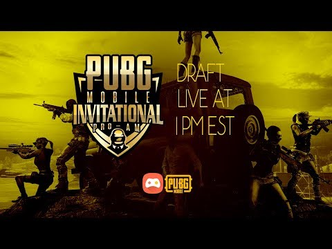 PUBG Mobile Pro-Am Invitational Draft Sponsored by Omlet Arcade Feat LO,  G25, SV, & more