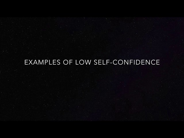Examples of High Confidence vs Low Confidence