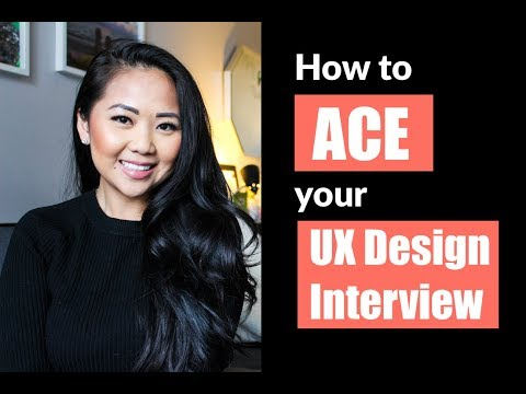 How to ACE Your UX Design Interview!
