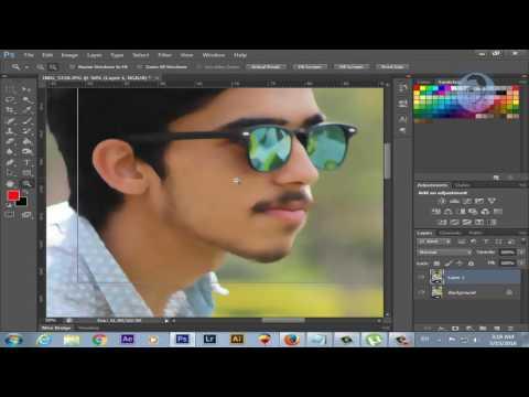 Adobe Photoshop Cs6 Complete Course in Urdu/Hindi Part 12