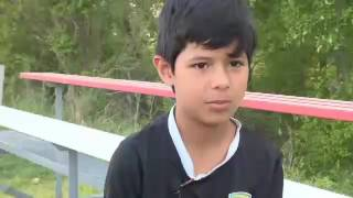 Girl, 8, looks like a boy, soccer team disqualified
