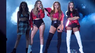 Little Mix Shout Out To My Ex (Live at the X Factor Italia 2016)
